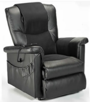NexIdea Fabric - LUXE1 Black