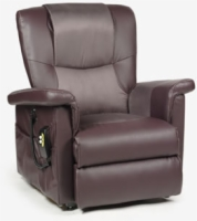 NexIdea Fabric - LUXE1 Plum
